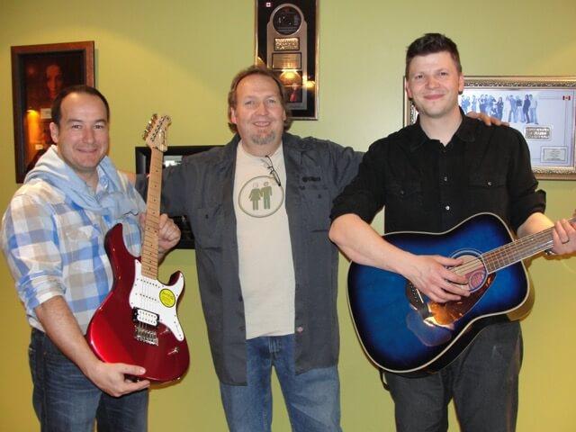 Yamaha offre à Musitechnic 2 guitares!