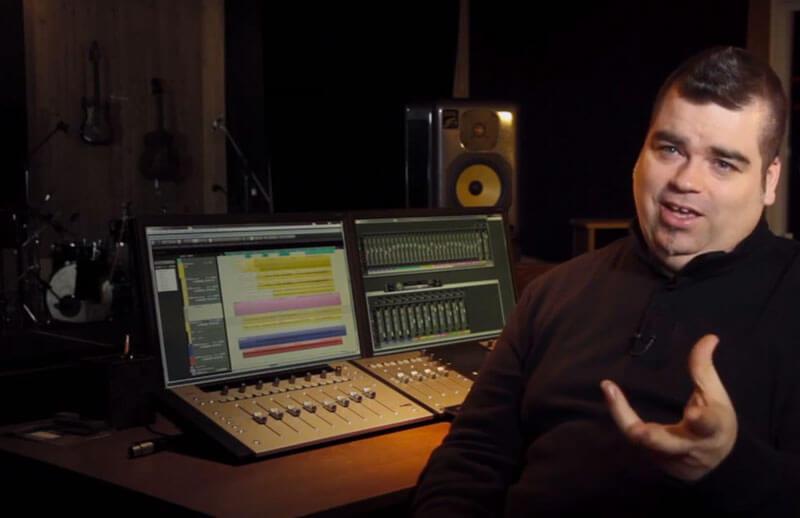 Marc Girard : Enregistrement et réalisation musicale