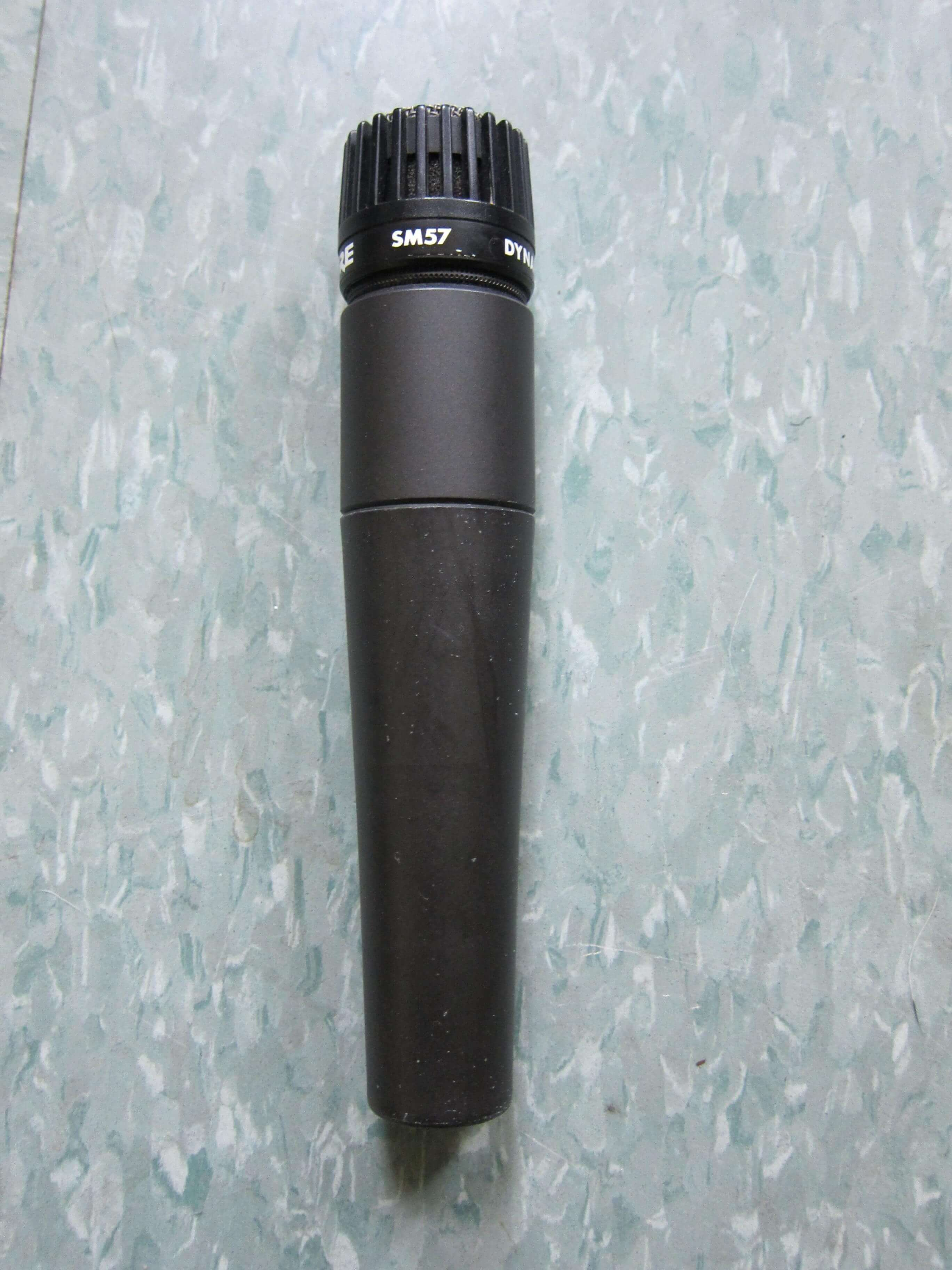 Shure SM57 (2nd part)