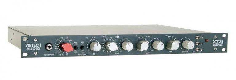 Le préamplificateur Vintech Audio X73i (2ème partie)