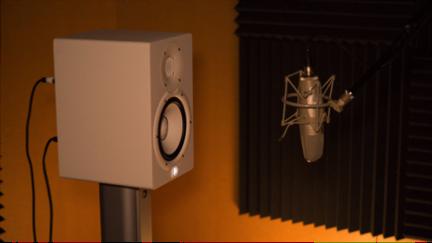 Yamaha-and-mic