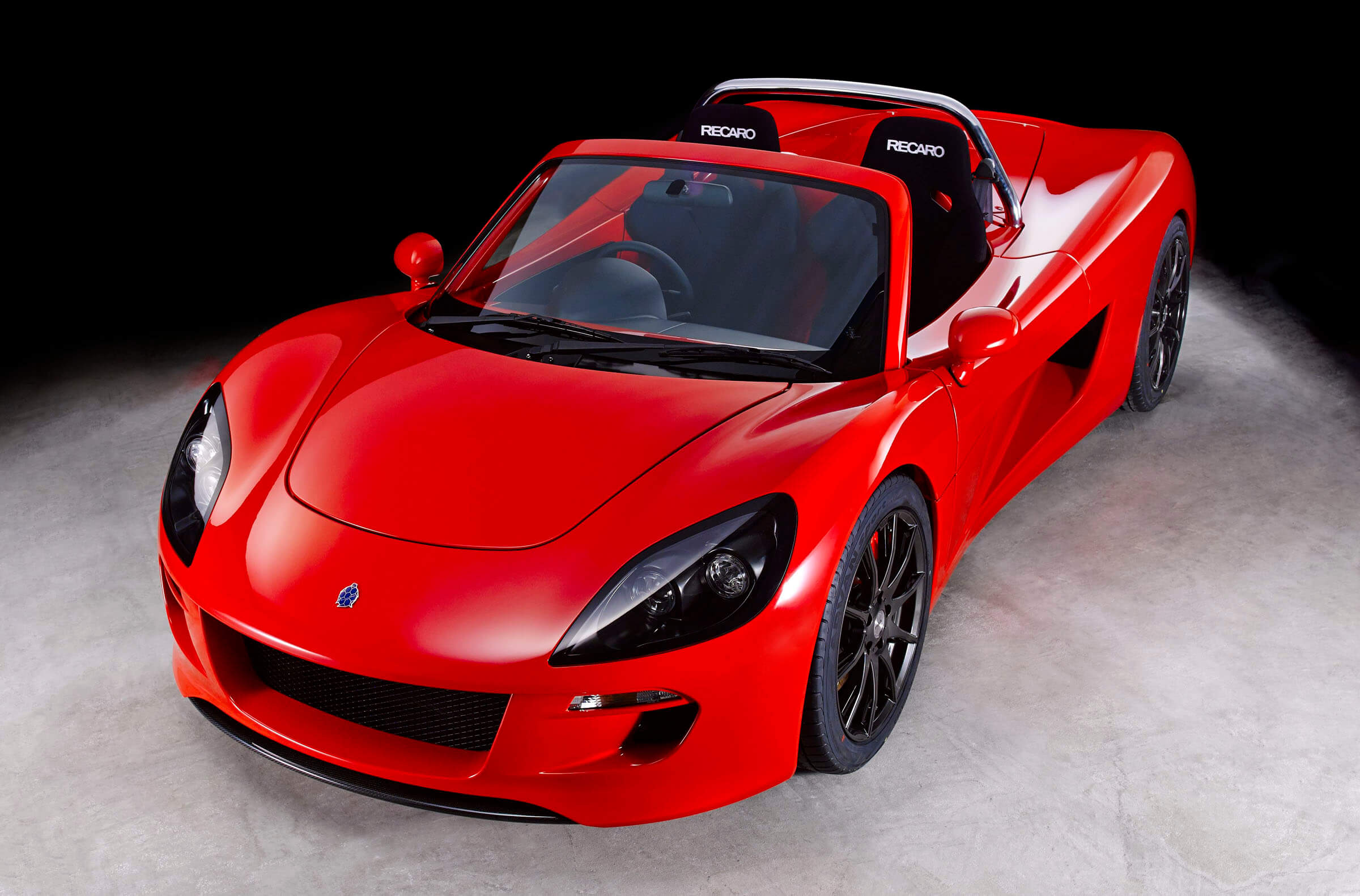Roland makes sounds for GML model ZZ ELECTRIC SPORTS CAR