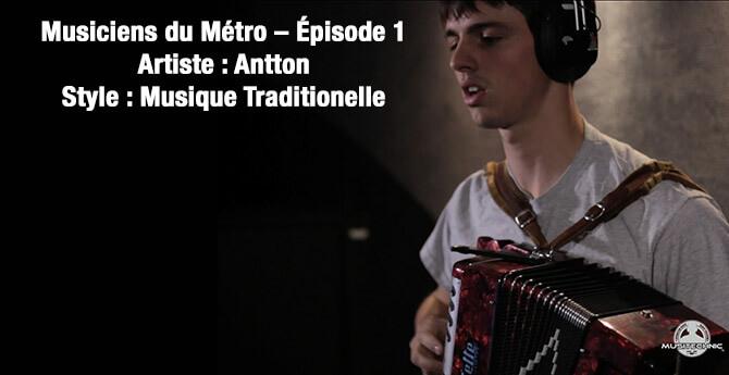 Musiciens du Métro – Épisode 1