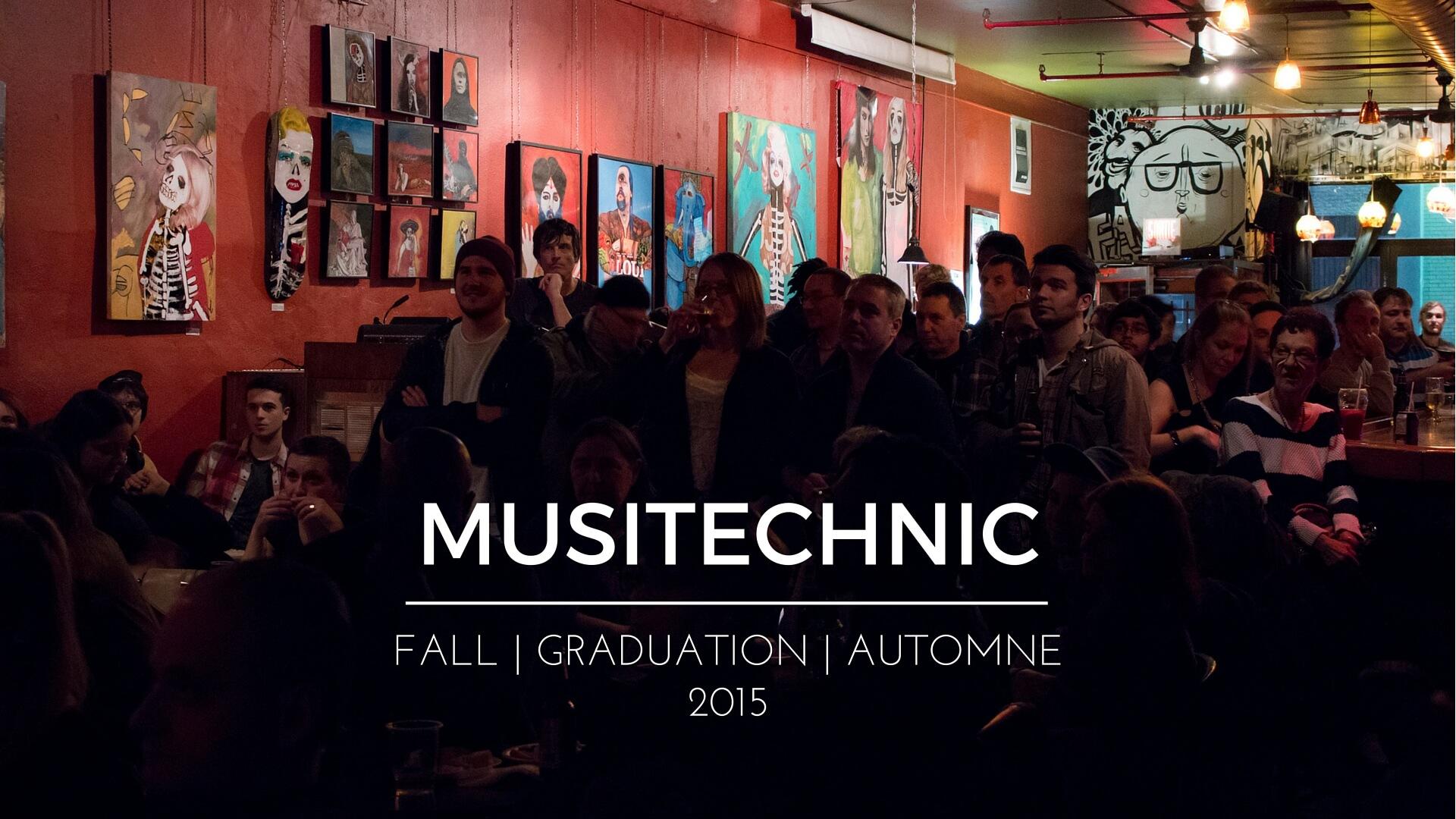 Graduation Automne 2015