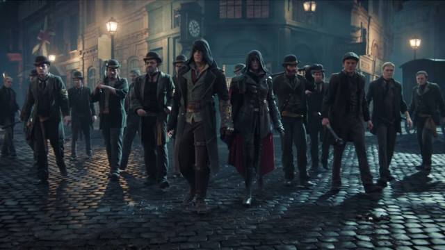 Musitechnician  Rene Hidalgo nominated for Best Dialogue with Assassin Creed Syndicate