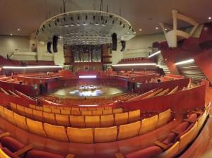 Shenzen concert hall.