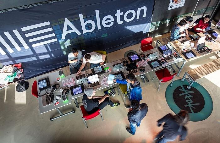 Le «Ableton University Tour 2016» s'arrête à Musitechnic