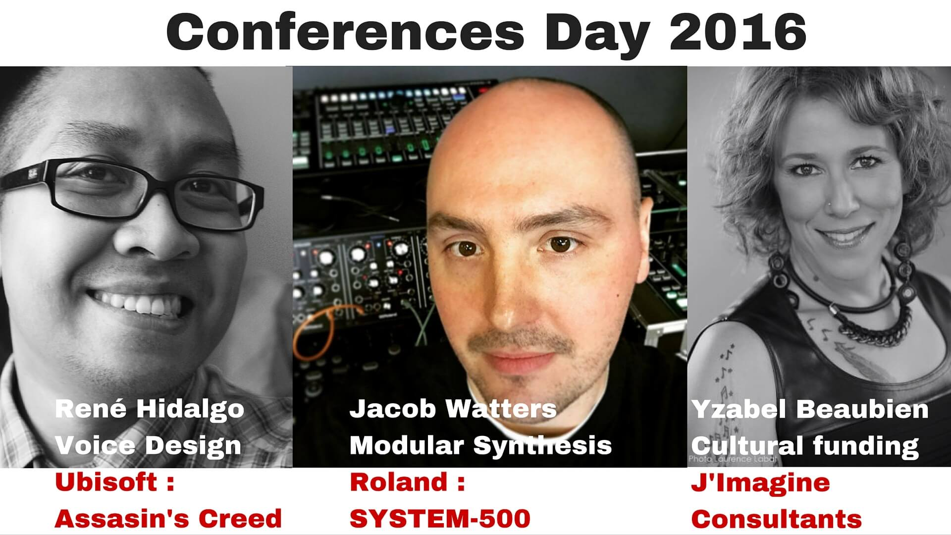 Conference Day 2016