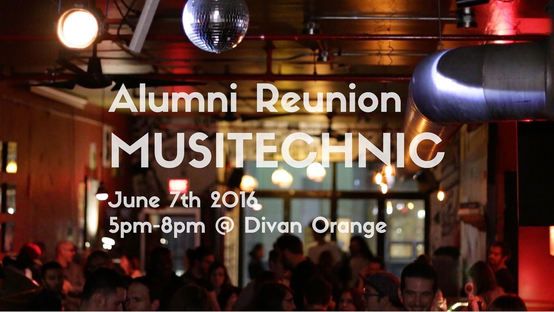 Musitechnic Alumni