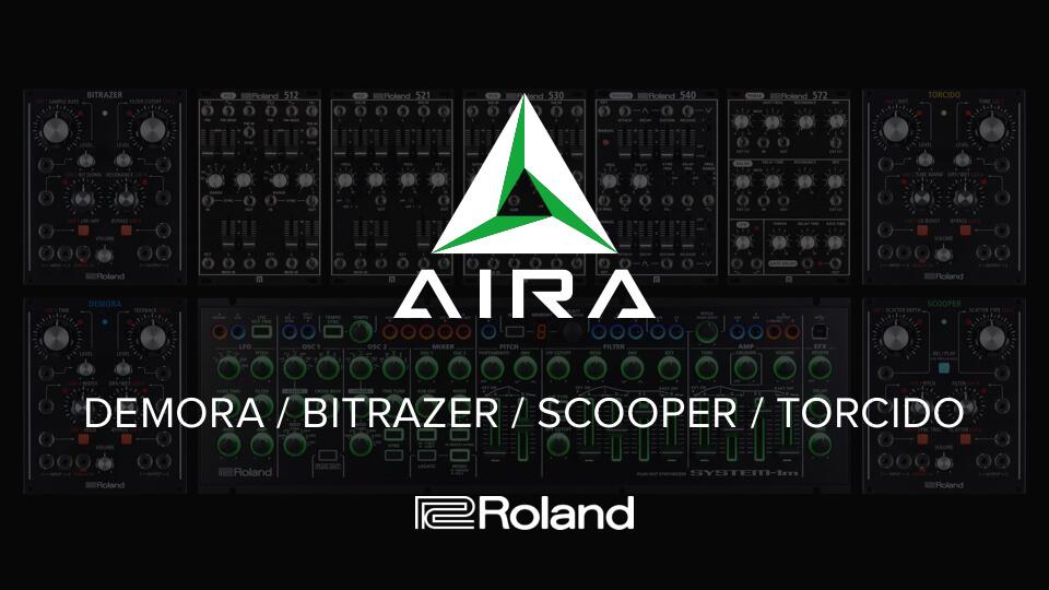 Les fonctions cachées des Modules Roland Demora, Bitrazer,  Scooper et Torcido