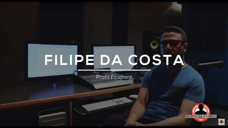 Témoignages – Filipe Da Costa (Facebook)