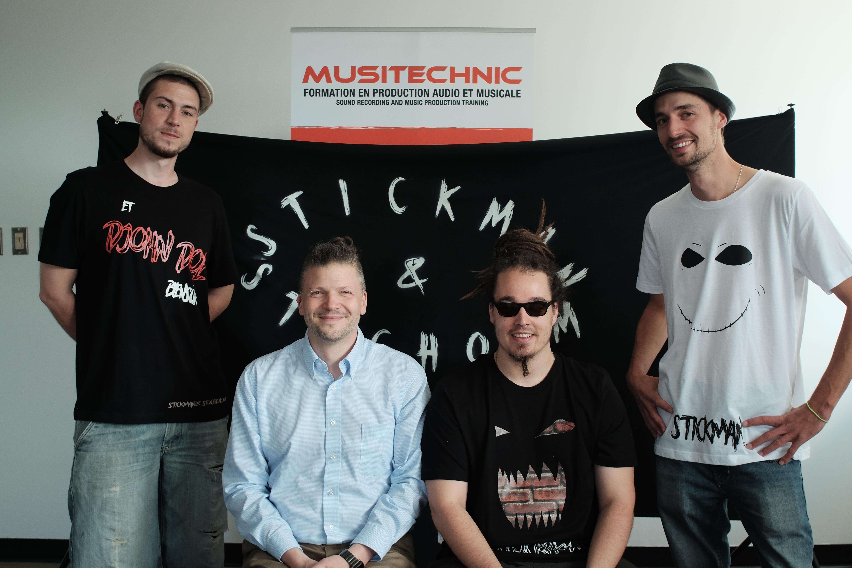 Résidence du mois : Stickman & Stockholm
