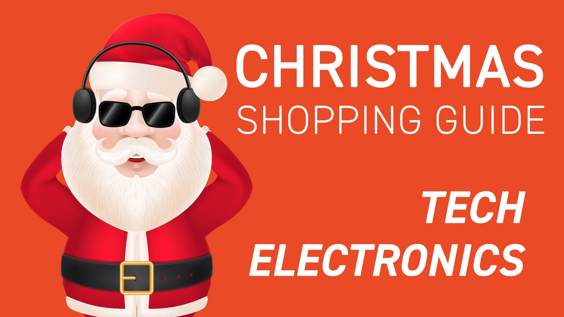 6 Christmas gifts for the tech into electronics
