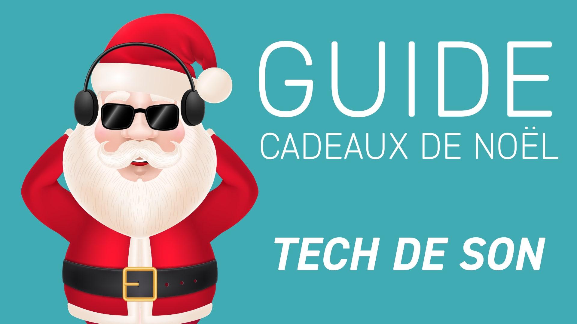 6 Cadeaux de Noël pour un Technicien de Studio de moins de 100$