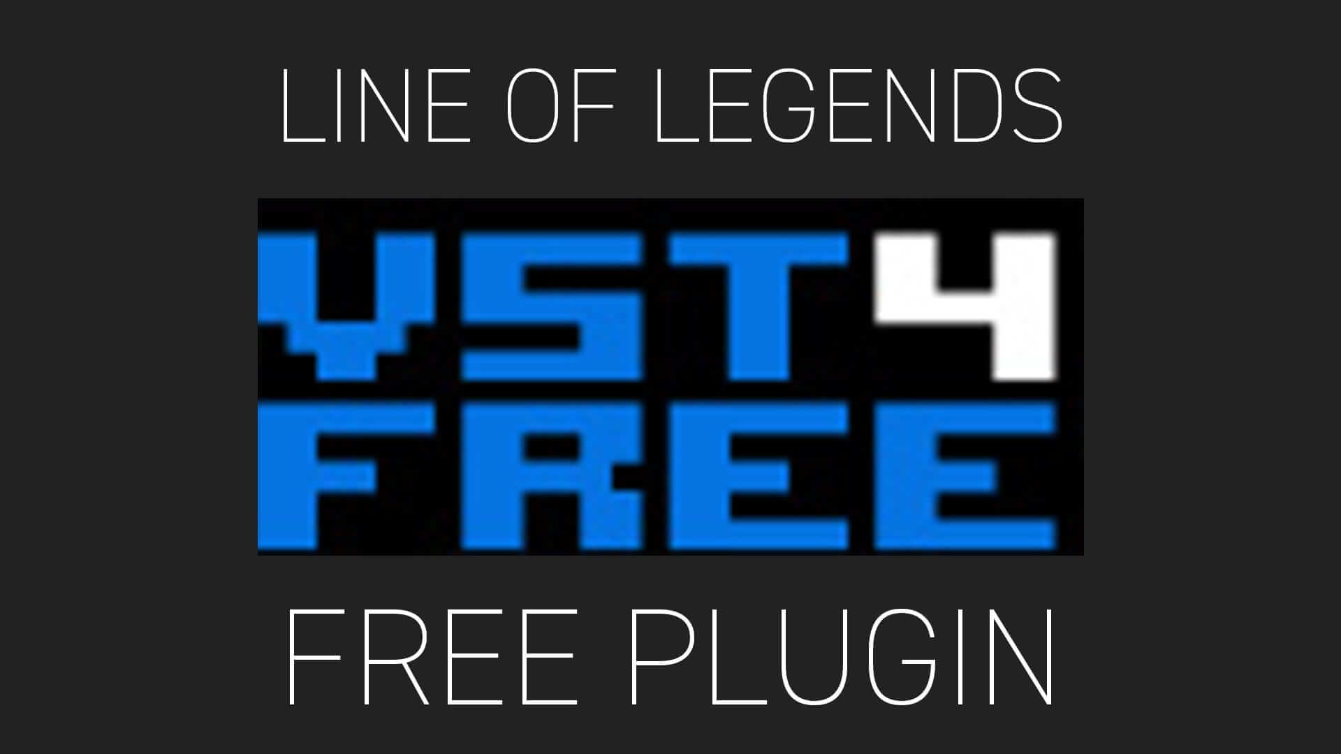 Line Of Legends by VST4FREE Free Plugin