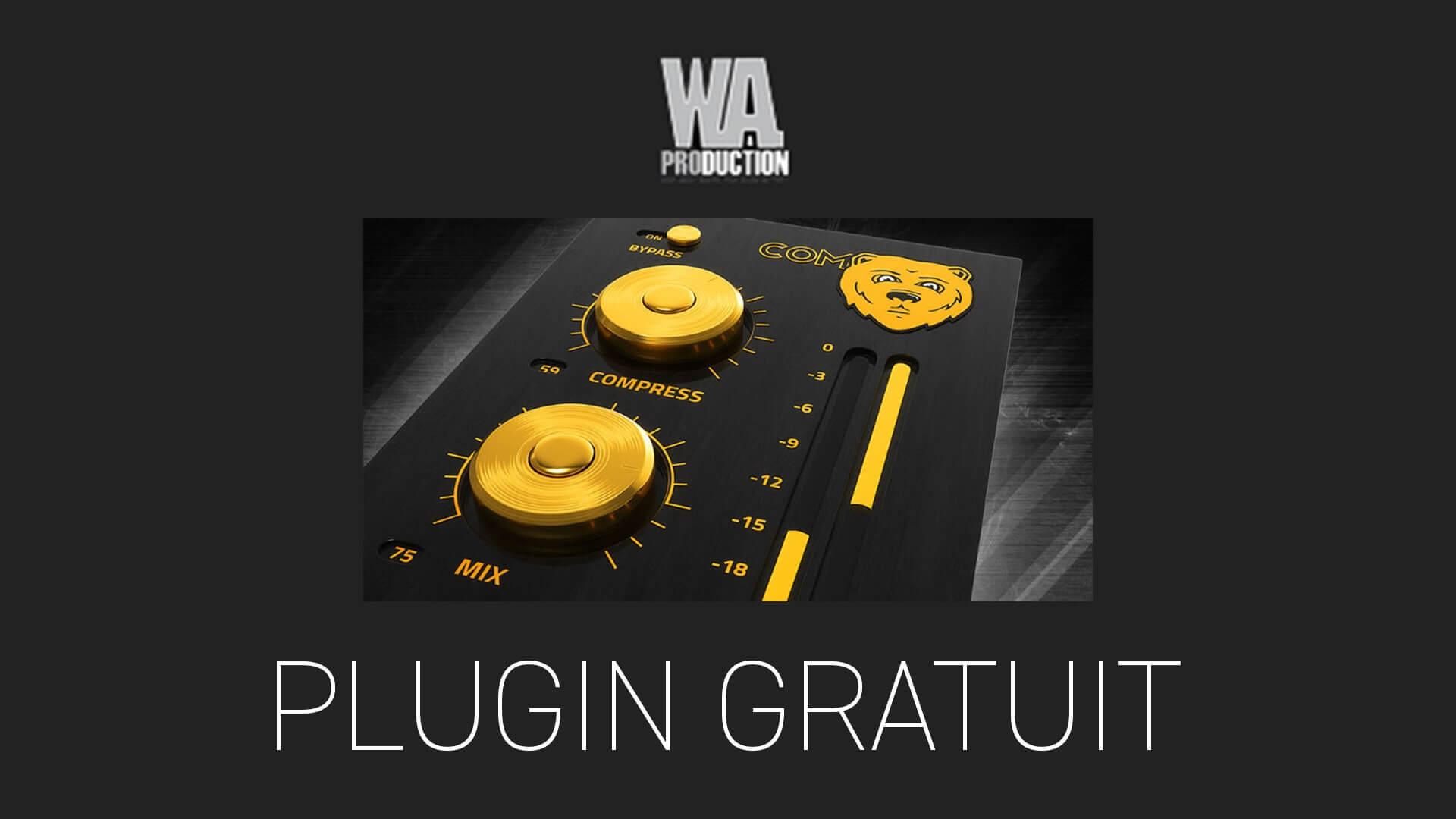 COMBEAR de W.A Productions Plugin Gratuit