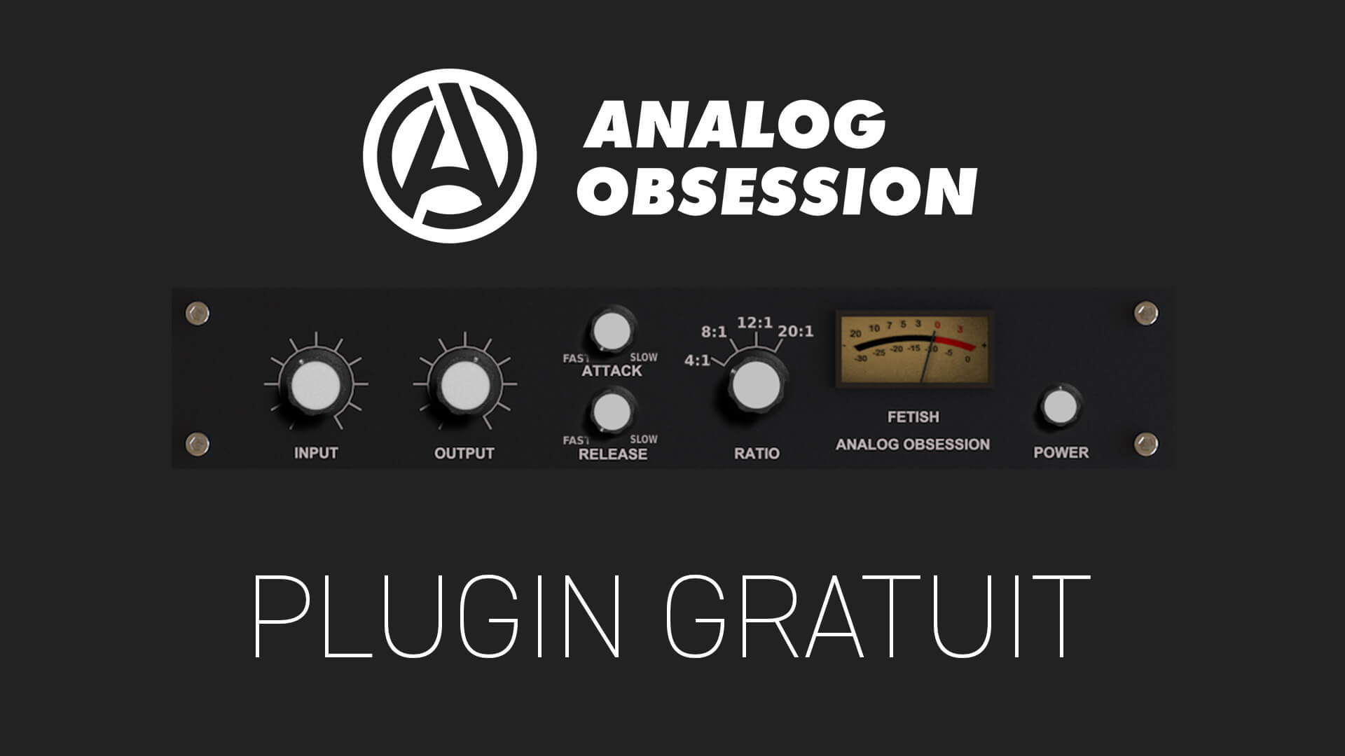 FETISH de Analog Obsession Plugin Gratuit