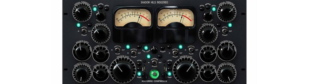 Shadow Hills Compressor UAD