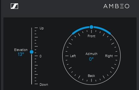 AMBEO Orbit Sennheiser - free plugin