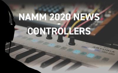 Nouveautés Namm 2020 – Contrôleurs