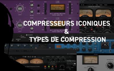 Compresseurs iconiques et types de compression