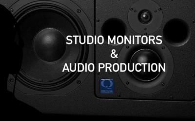 12 studio monitors that we recommend