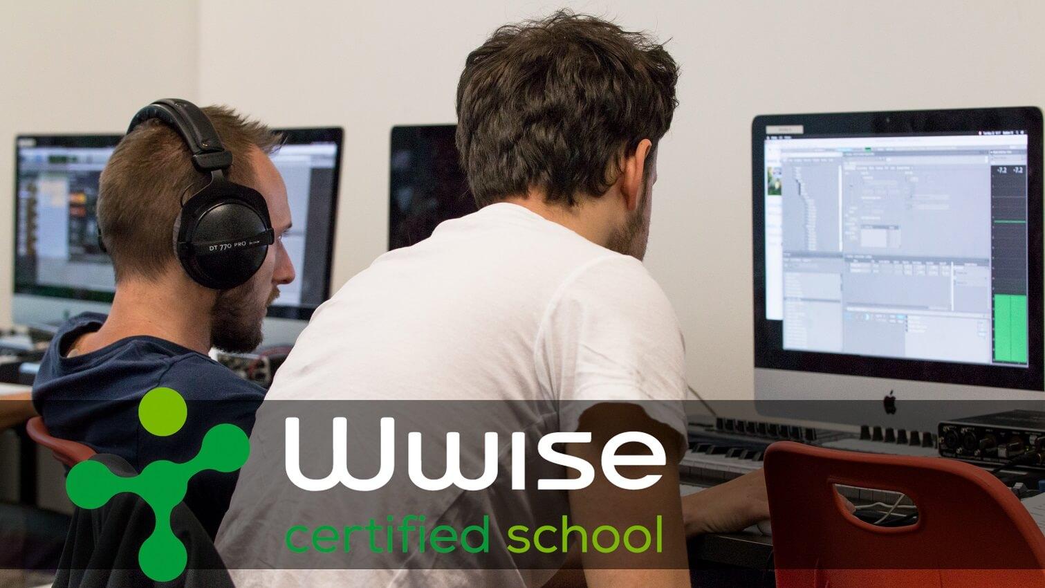 Wwise Certified School Musitechnic