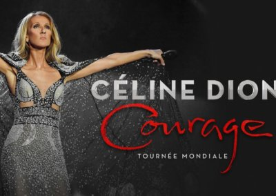 Céline Dion Courage