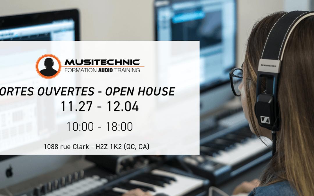 Musitechnic – Portes Ouvertes