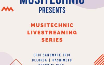 Musitechnic – Série de performances musicales en ligne
