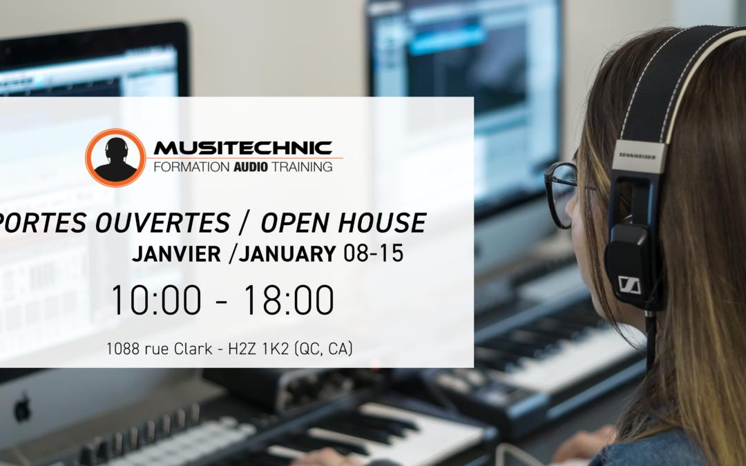 Musitechnic – Open House