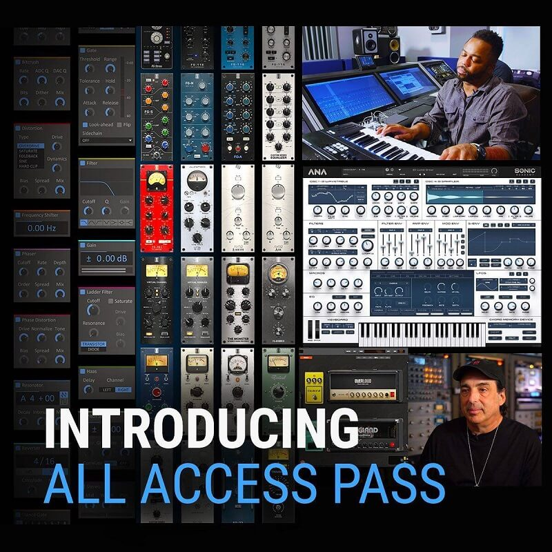 Slate Digital All Access Pass