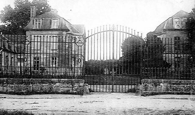 Château d'Hérouville - Grilles