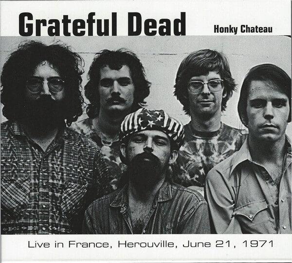 Grateful Dead Concert Chateau Hérouville