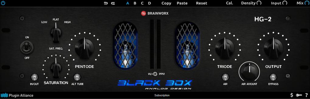 Black Box Analog Design HG2
