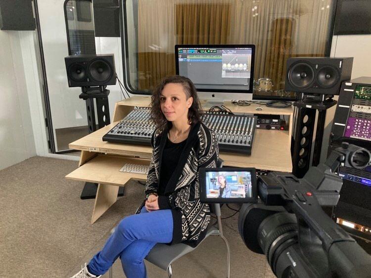 Amy Lyhie Interview Musitechnic graduate