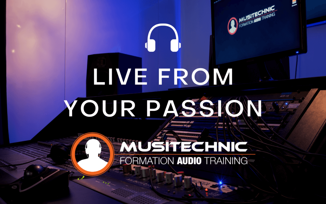 Live from your passion
