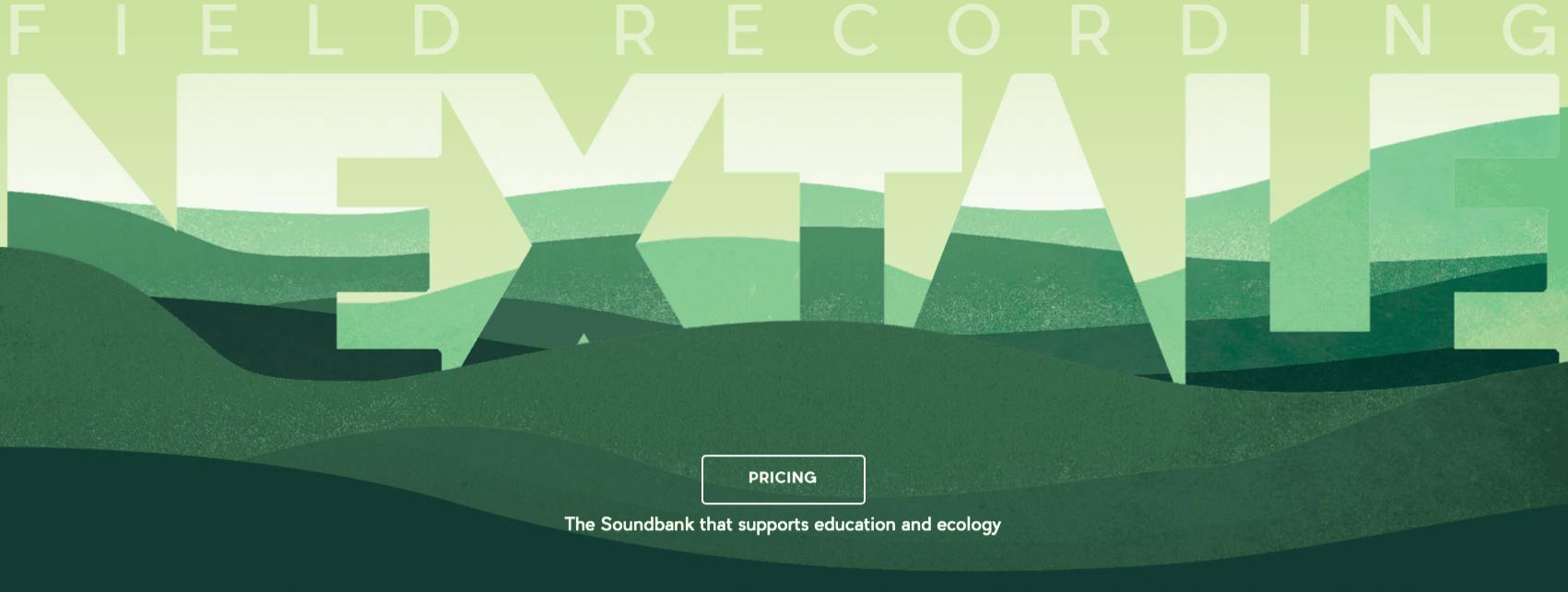 Nextale field recording